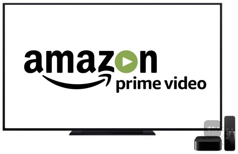 amazon prime video en apple-tv