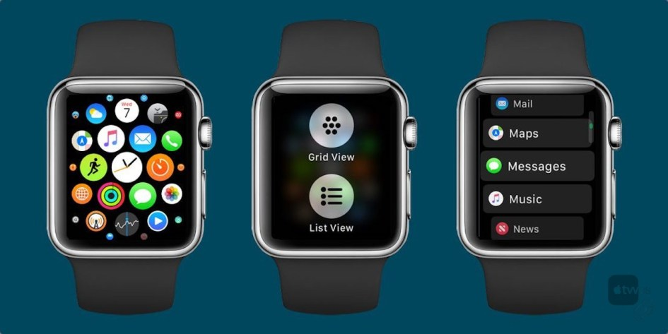 Apps en watchOS 4
