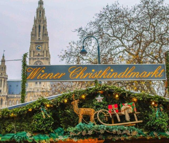 Austria Best Christmas Europe Breaks