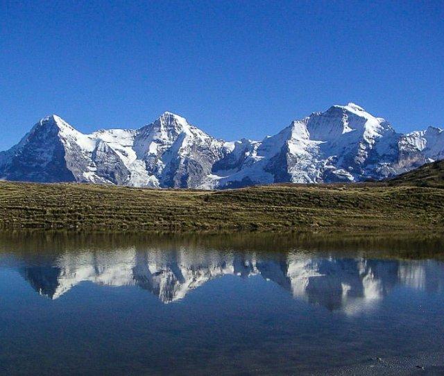 Grindelwald Switzerland Christmas Europe Breaks