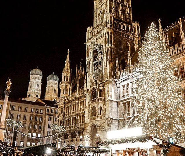 Munich Christmas Europe Breaks