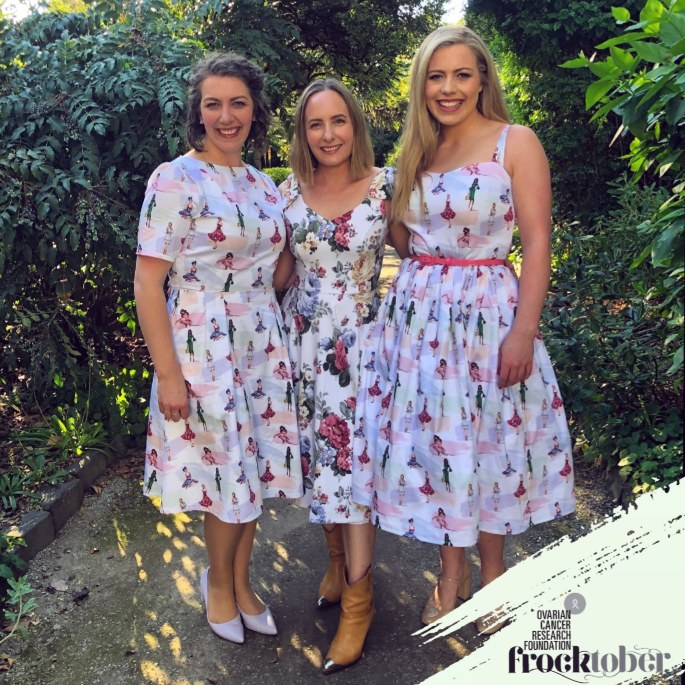 Two Sewing Sisters - Frocktober - Day 23 Frocktober Alexandra Nea prink dresses (2)