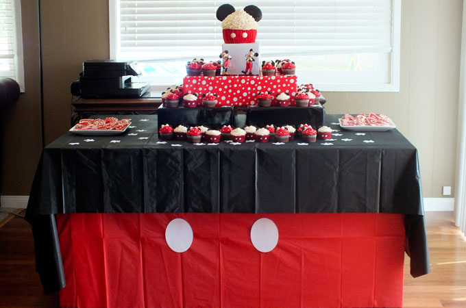 Party Decorations Minnie