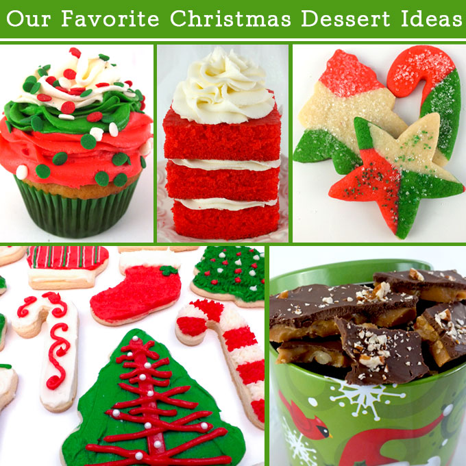 Christmas Dessert Ideas Two Sisters