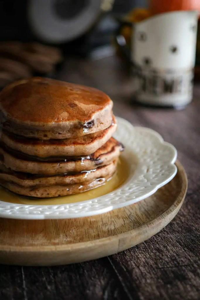 Pancakes recipe easy  homemade from scratch breakfast ideas schnook Pfannkuchen