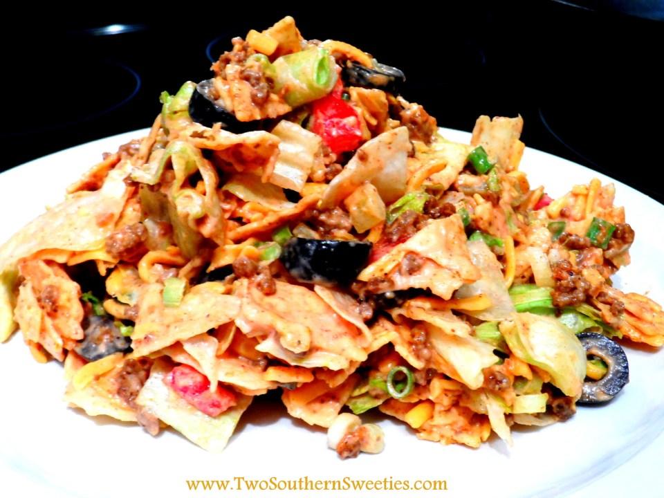 Darlenes Taco Salad