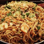 Spicy Thai Noodles With Shrimp