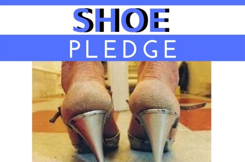 It's time for flip flops, sandals, strappy heels again. Take the Open Toed Shoe Pledge. Womens shoes, womens sandals, #sandals #flipflops #womensshoes