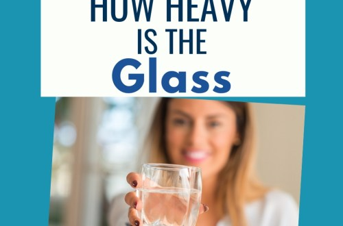 How Heavy Is The Glass