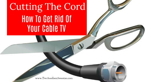 Cutting The Cord (Cable Cord That Is)