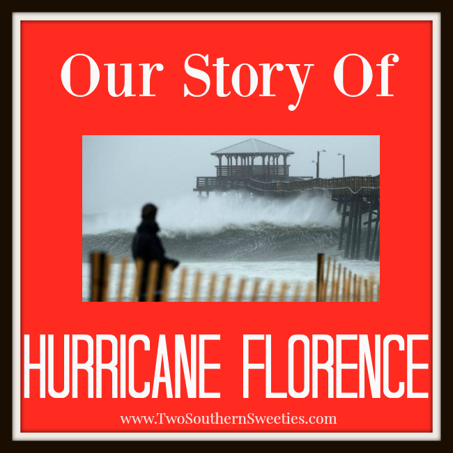 Our Story Of Hurricane Florence