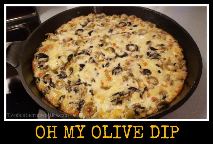 Oh My Olive Dip