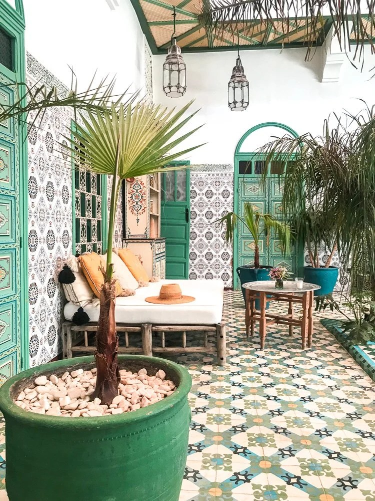 Vegan Guide To Marrakech Best Places To Eat Stay Two Spoons