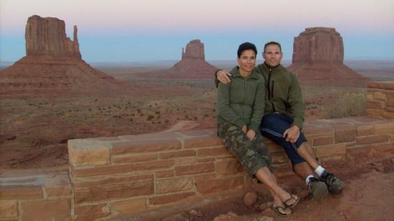 Monument Valley Navajo Tribal Park - Utah