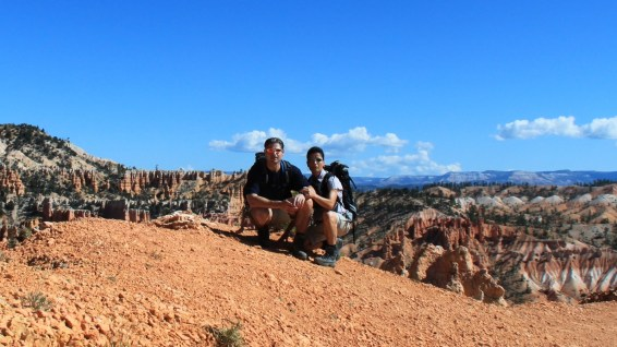 Fairyland Trail - Bryce Canyon National Park - Utah