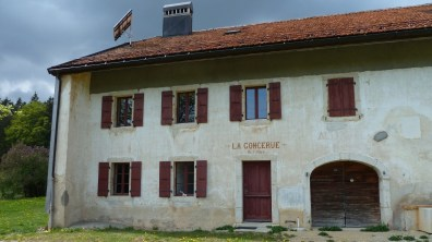 La Goncerue - Vaud - Suisse