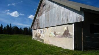 Chalet à Roch Dessus - Vaud - Suisse