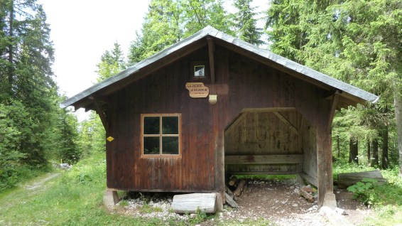 Pierre à Ecusson - Le Chenit - Vaud - Suisse