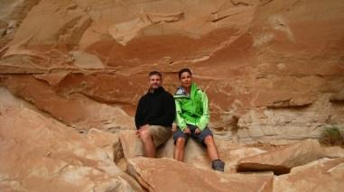 Horseshoe Canyon - Emery County - Utah