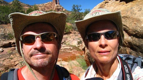 Arch Canyon - Cedar Mesa - Utah