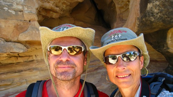 Confluence Overlook Trail - Needles - Canyonlands National Park - Utah