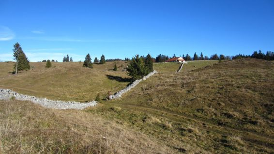 Le Mondion - Bassins - Vaud - Suisse