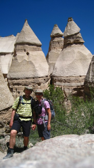 Kasha-Katuwe Tent Rocks National Monument - New Mexico
