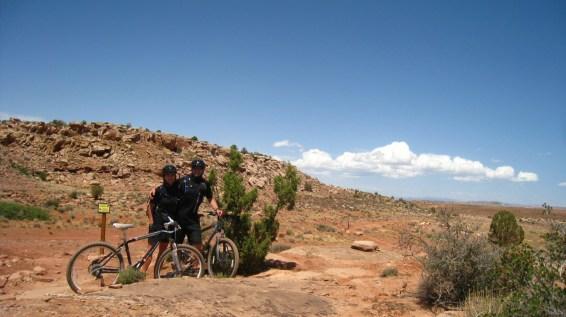 Moab Brand Trails - Moab - Utah