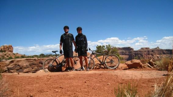 Schafer Trail - Canyonlands National Park - Utah