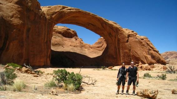 Pritchett Arch - Moab - Utah