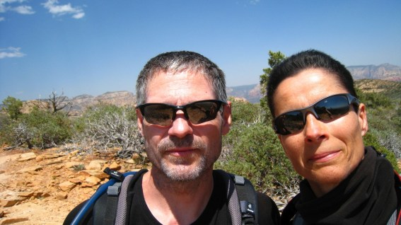 Bear Mountain - Sedona - Arizona