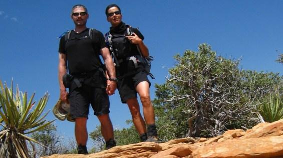 Bear Mountain Trail - Sedona - Arizona