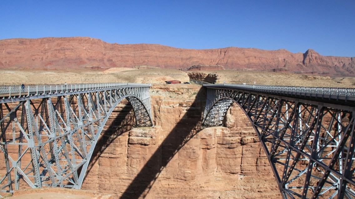 Navajo Bridge - Glen Canyon National Recreation Area - Utah