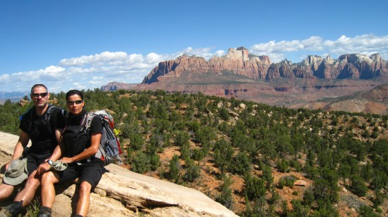 Eagle Crags - Clost to Zion National Park - Utah