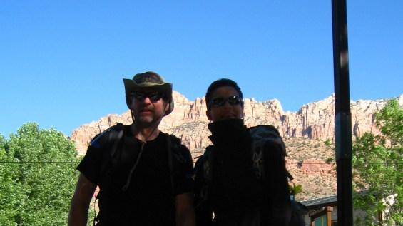 Springdale - Zion National Park - Utah