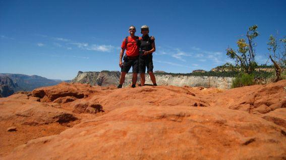 Observation Point - Zion National Park - Utah
