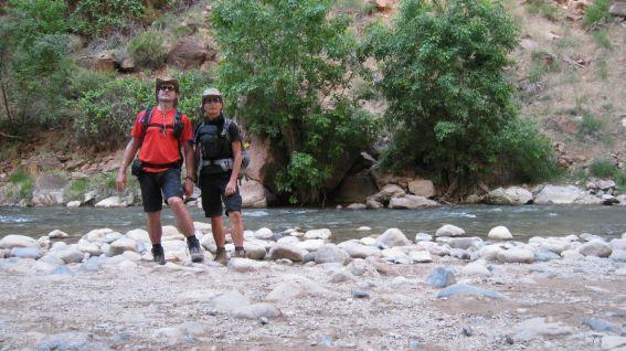 The Narrows - Zion National Park - Utah