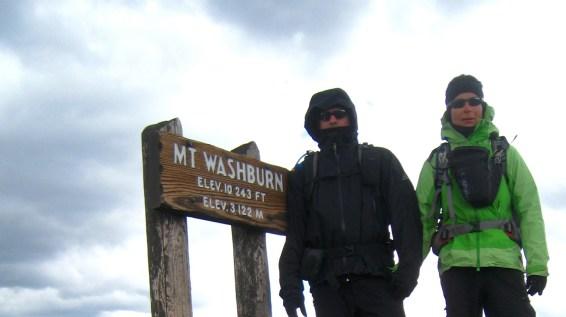 Mount Washburn - Yellowstone National Park - Wyoming