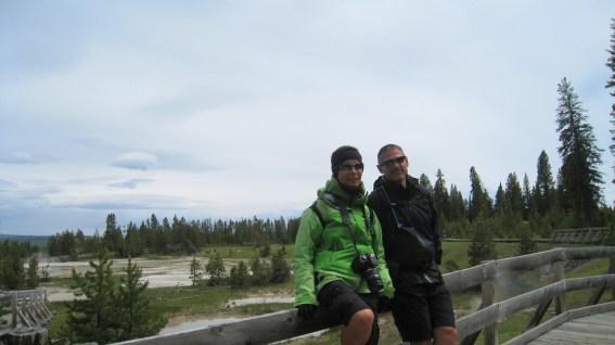 West Thumb Geiyser Basin - Yellowstone National Park - Wyoming