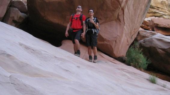 Ding Canyon - San Rafael Swell - Utah