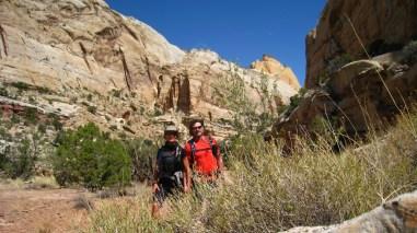 Capitol Gorge Trail - Capitol Reef National Park - Utah