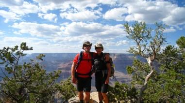 Rim Trail - Santa Maria Spring - Grand Canyon National Park - Utah