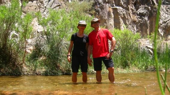 Bright Angel Campground - Grand Canyon National Park - Arizona