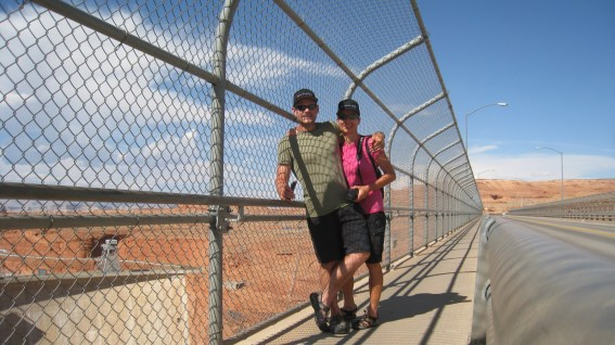 Glen Canyon Dam - Glen Canyon National Recreation Area - Arizona