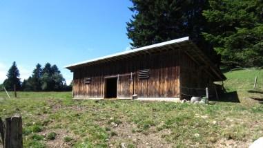 Couvert du Pré d'En Haut - Vaud - Suisse