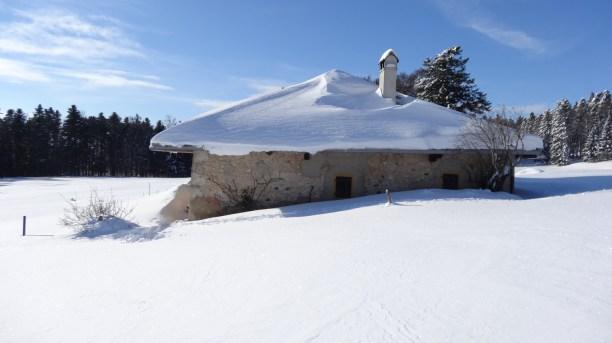 La Pouilleuse - Vaud - Suisse