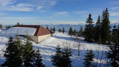 Monts de Bière Devant – Vaud – Suisse