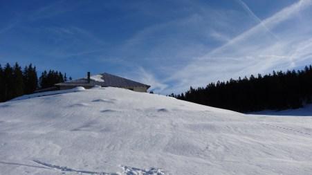 Chalet d'alpage de la Foirausaz - Bière - Vaud - Suisse