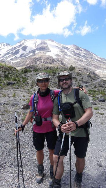 Ape Canyon - Mount St Helens National Volcanic Monument - Washington