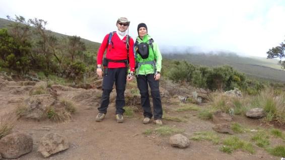 Horombo Huts Trail - Mount Kilimanjaro National Park - Tanzania